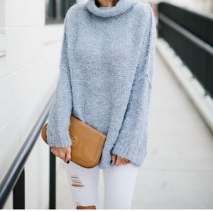 Free People She's All That Alpaca Sweater